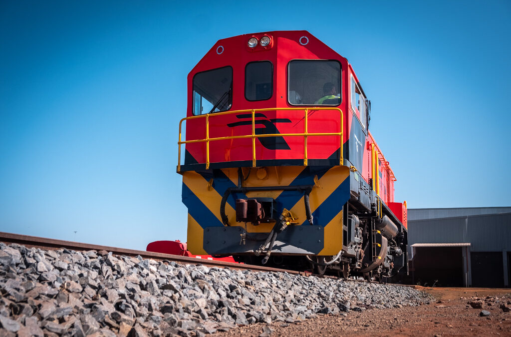Private operators may get a bite at the country's rail network if Transnet agrees to access