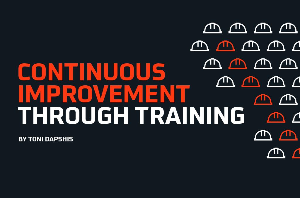 Continuous Improvement Through Training