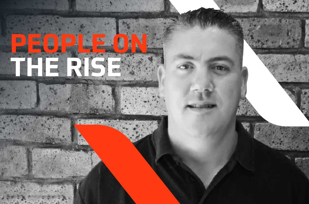 People On The Rise: François Welgemoed